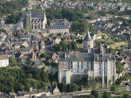 Visite guidée du centre historique de Châteaudun