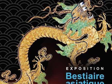 """Exposition au musée - """"Bestiaire asiatique"""""""