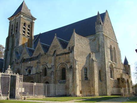 Visite guidée - L'église de la Madeleine