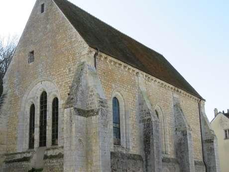 Chapelle templière de la Boissière