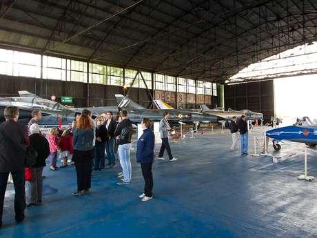 Visite du conservatoire CANOPEE de la base aérienne