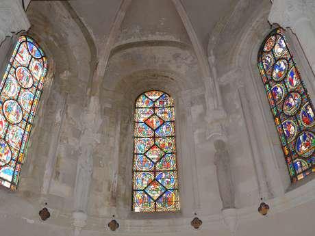 """Visite guidée - """"A la découverte de quelques églises et chapelles restaurées, oubliées ou disparues de Châteaudun"""""""