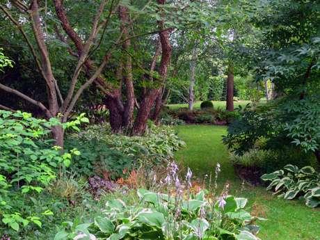 Jardin de la Duchaylatière créé par Jean-Pierre Coffe
