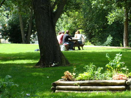 Jardin des Grands Moulins