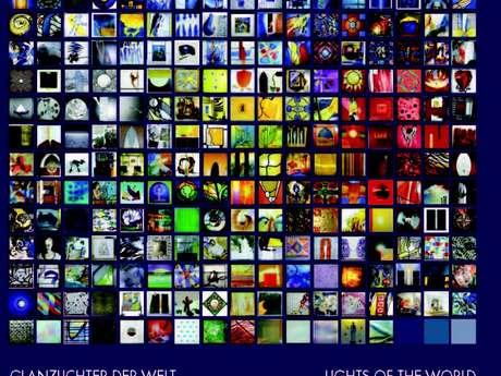 Lumières du monde : panorama international du vitrail contemporain