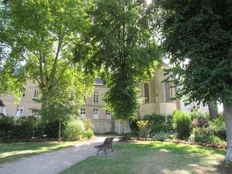 Jardins de l'Hôtel-Dieu