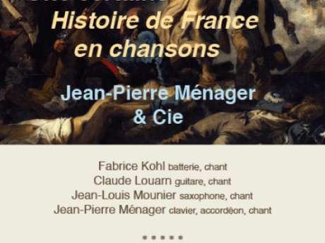 Une certaine Histoire de France en chansons