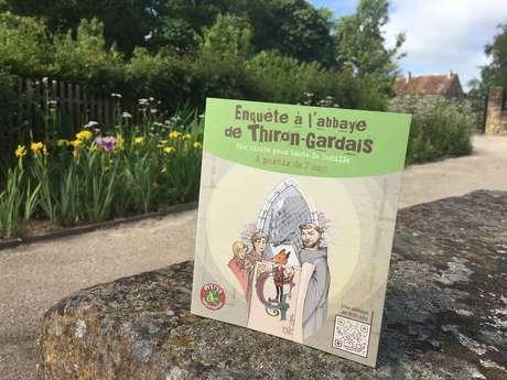 Enquête à l'abbaye de Thiron-Gardais