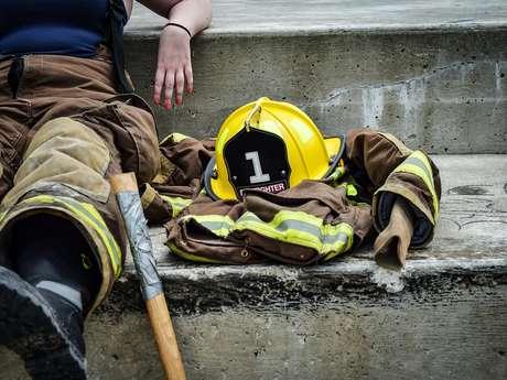 Rencontre avec les pompiers du CSP de Nogent-le-Rotrou