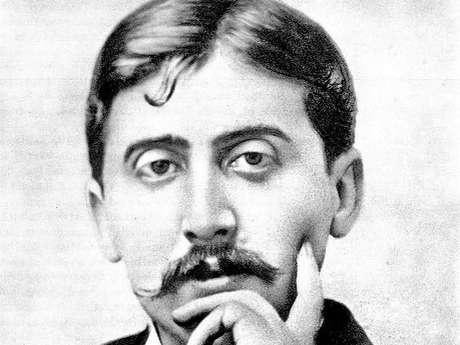 Exposition d'aquarelles en lien avec Marcel Proust