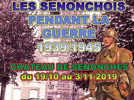 Les senonchois pendant la guerre 1939/1945