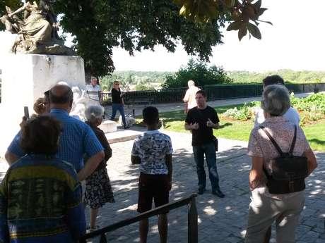 Visite guidée - Le centre historique de Châteaudun