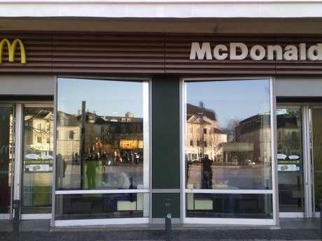 McDonald's - Place des Epars