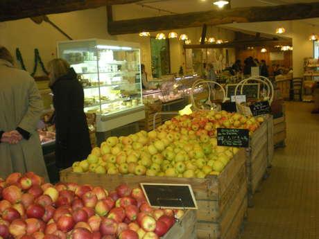 La Ferme du Verger : Jardin libre cueillette - Marché à la ferme