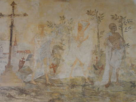 Journées Européennes du Patrimoine : Eglise Saint-Orien