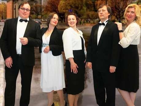 Les Soirées Autrement : moment musical - Ensemble de Solistes Cyrillique