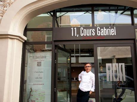 Rencontre avec laurent cl ment c 39 chartres tourisme - Cours cuisine chartres ...