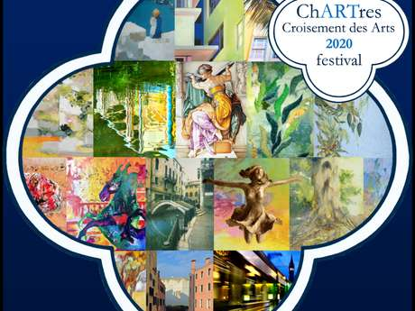 Festival ChARTres-Croisement des Arts : exposition internationale