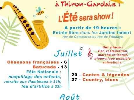 """Spectacle musical, contes et légendes : """"Le Perche légendaire"""""""