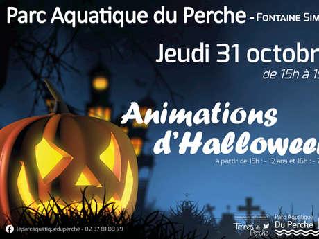 Animations d'Halloween