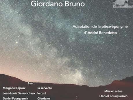 8ème festival de théâtre amateur : Un soir dans une auberge avec Giordano Bruno
