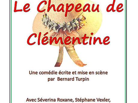 8ème festival de théâtre amateur : Le Chapeau de Clémentine