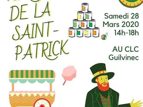 Kermesse de la Saint Patrick - ANNULÉ