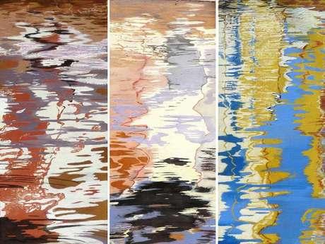 "Exposition peintures Hélène Blandin ""Lakita"""
