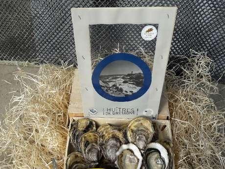 Producteur d'huîtres - Nicolas Nonnet