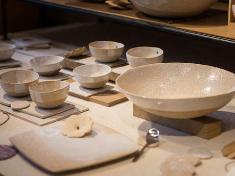 Cours de poterie - raku