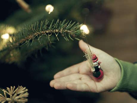 Noël - Père Noël à Loctudy