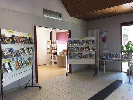 Office de Tourisme du Haut Pays Bigouden - Accueil de Pouldreuzic