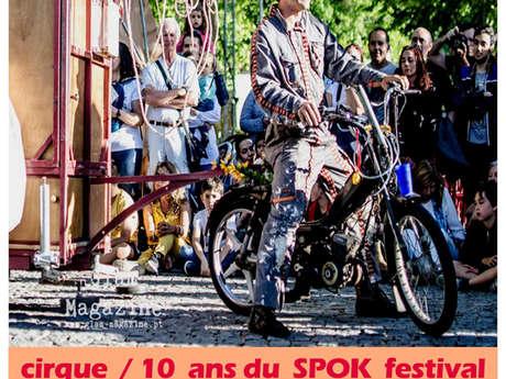 Spok Festival - Cirque - Système D - Collectif Kaboum