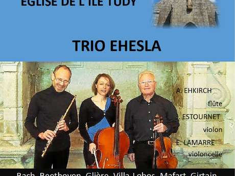 Concert classique Trio EHESLA