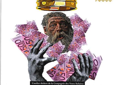 """Théâtre """"l'argent"""" de S. Valletti"""