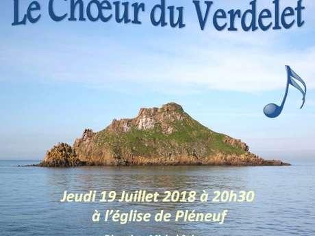 Concert : Le Chœur du Verdelet