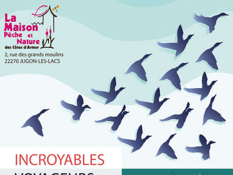 "Exposition ""Incroyables voyageurs"""