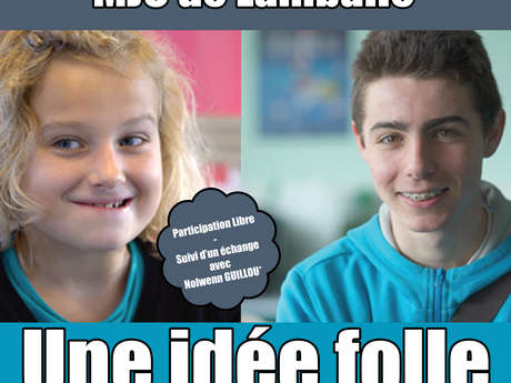 MJC Ciné-débat - Une idée folle