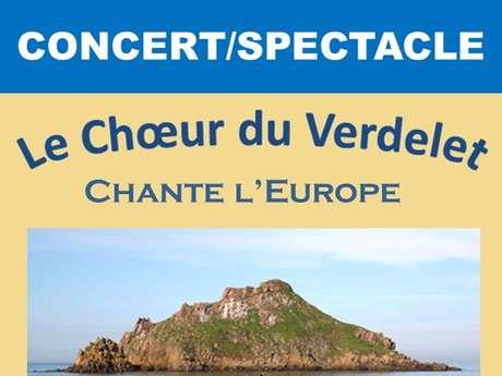 Concert : Le choeur du Verdelet - ANNULÉ