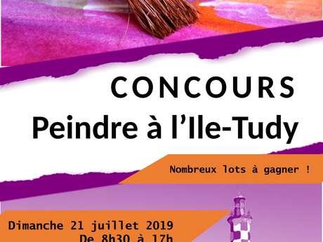 """Concours """"Peindre à l'Ile-Tudy"""""""