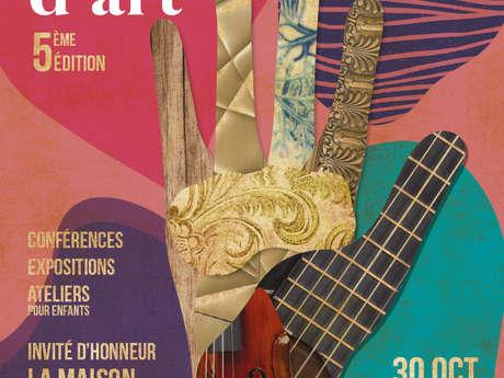Salon des métiers d'art 5e édition