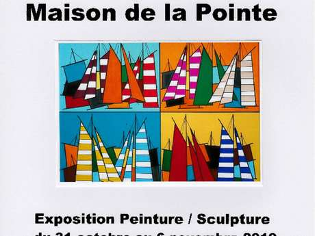 Exposition de peintures acrylique et pastel sec Eliot Nyls