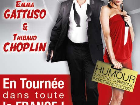 Spectacle - Le duo, Emma GATTUSO et Thibaud CHOPLIN