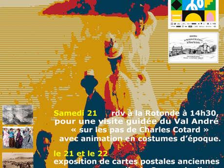 Journée du patrimoine: visite guidée de Pléneuf-Val-André
