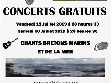 Concert : Les amis de la Cotentin
