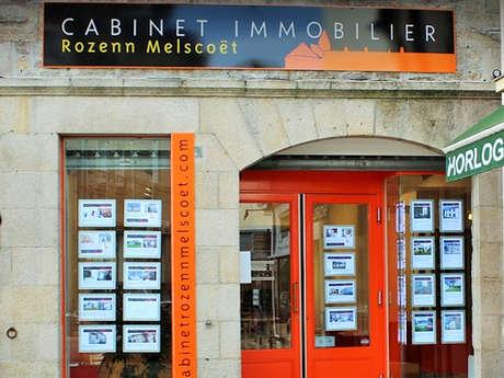 Agence Immobilière Melscoët Rozenn
