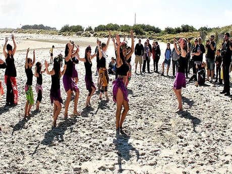 Initiation aux danses tahitiennes
