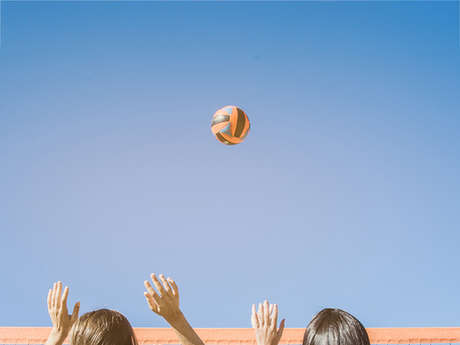 Animation sportive - Tournoi de sandball
