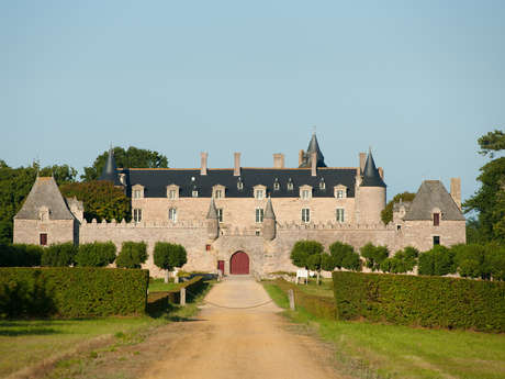 Escape game au Château de Bienassis