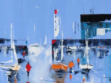Expo peinture - Christian Boulanger